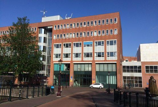 Gemeentehuis Amsterdam