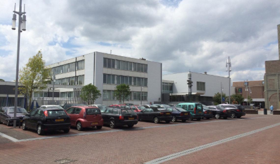 Gemeentehuis Bergen (L)
