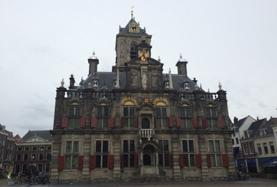 Gemeentehuis Delft