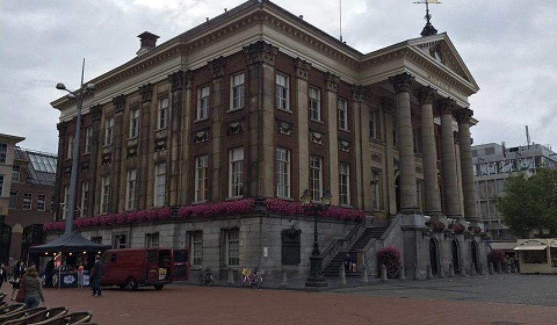Gemeentehuis Groningen