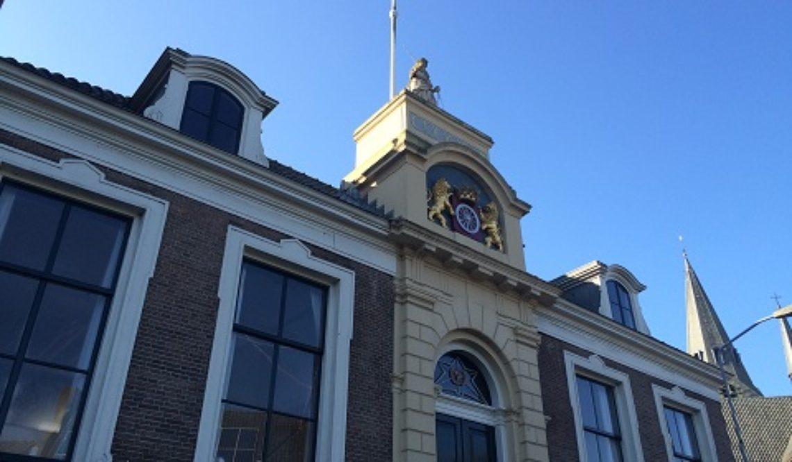 Gemeentehuis Wageningen