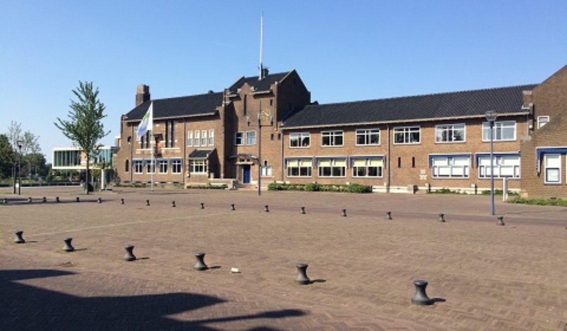 Gemeentehuis Zwijndrecht