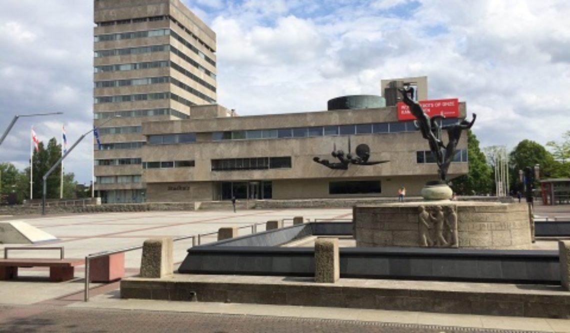 Gemeentehuis Eindhoven