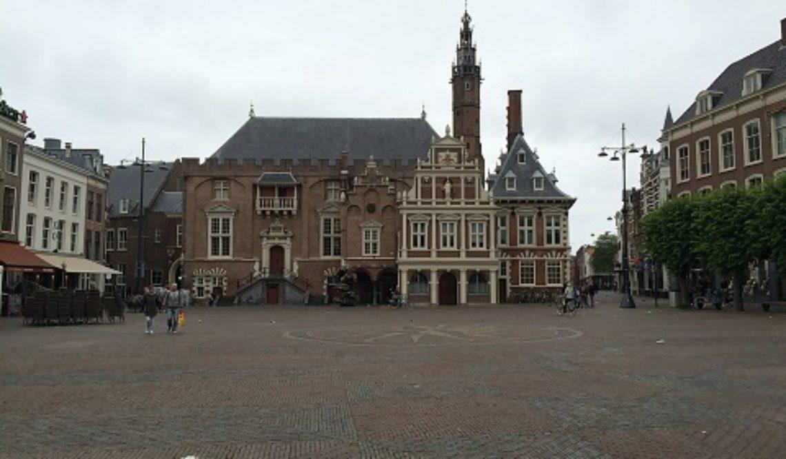 Gemeentehuis Haarlem