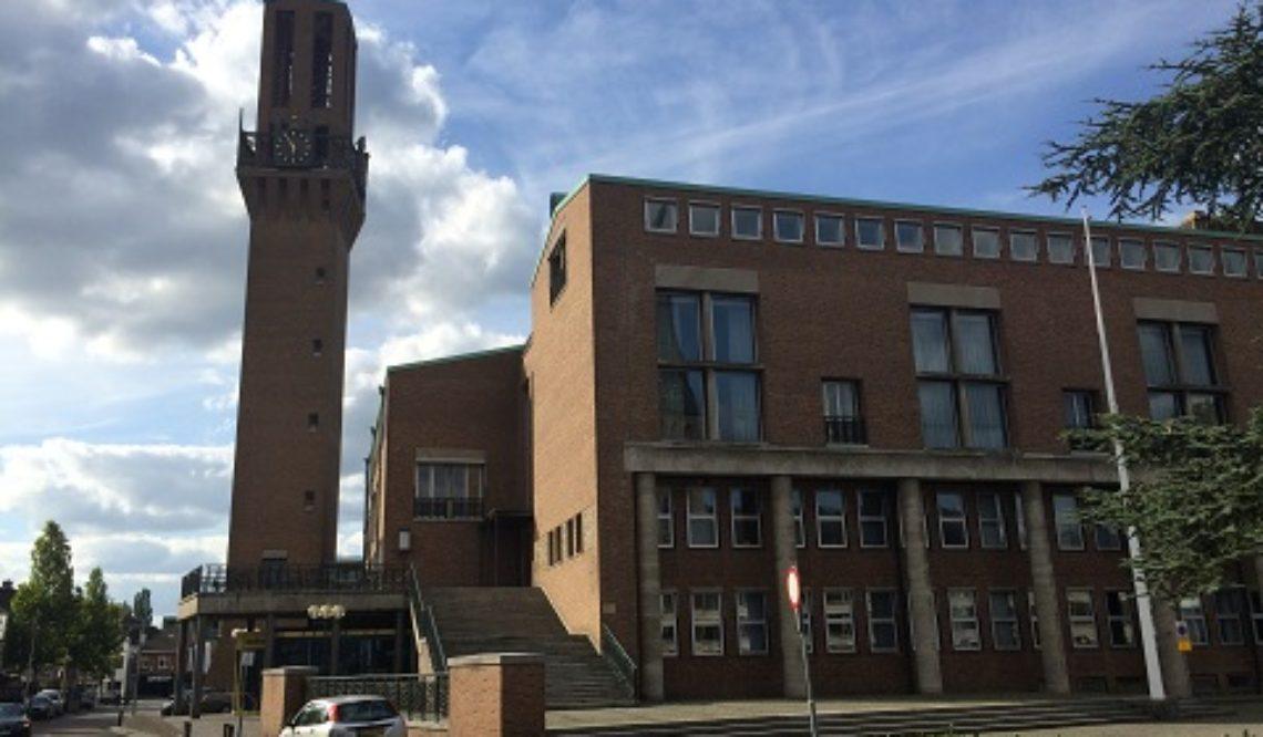 Gemeentehuis Hengelo
