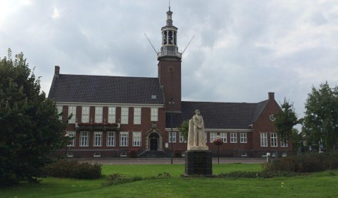 Gemeentehuis Hoogeveen