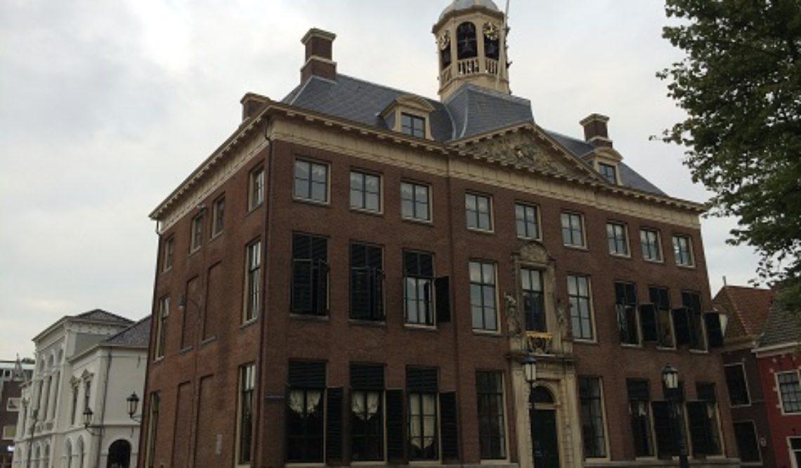 Gemeentehuis Leeuwarden