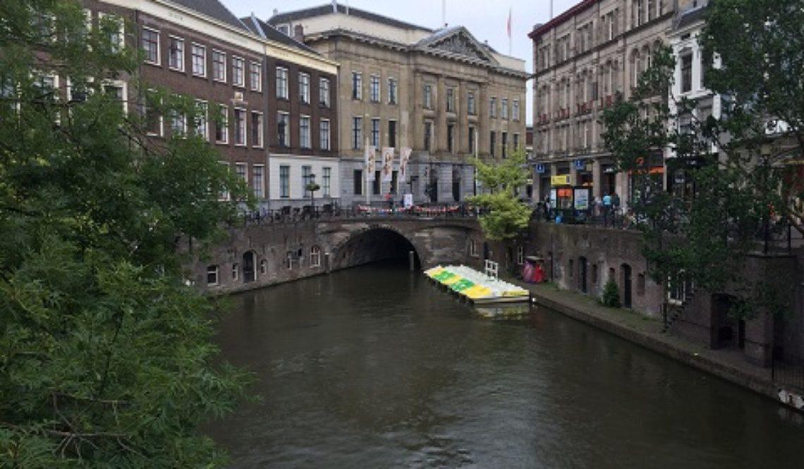 Gemeentehuis Utrecht